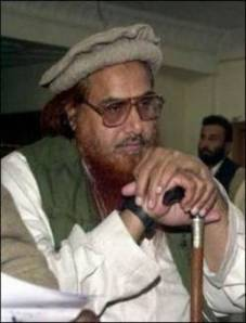 Leader of the Lashkar-e Tayyeba