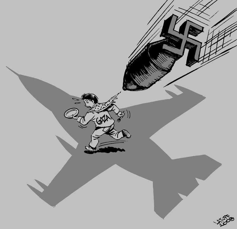 https://racismandnationalconsciousnessnews.files.wordpress.com/2009/02/israeli_raid_on_gaza_2_by_latuff2.jpg